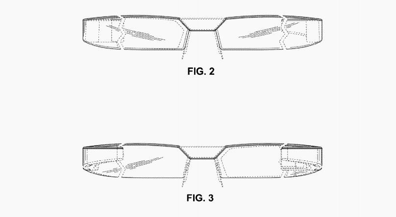 Otra patente muestra otro diseño de las futuras Google Glass