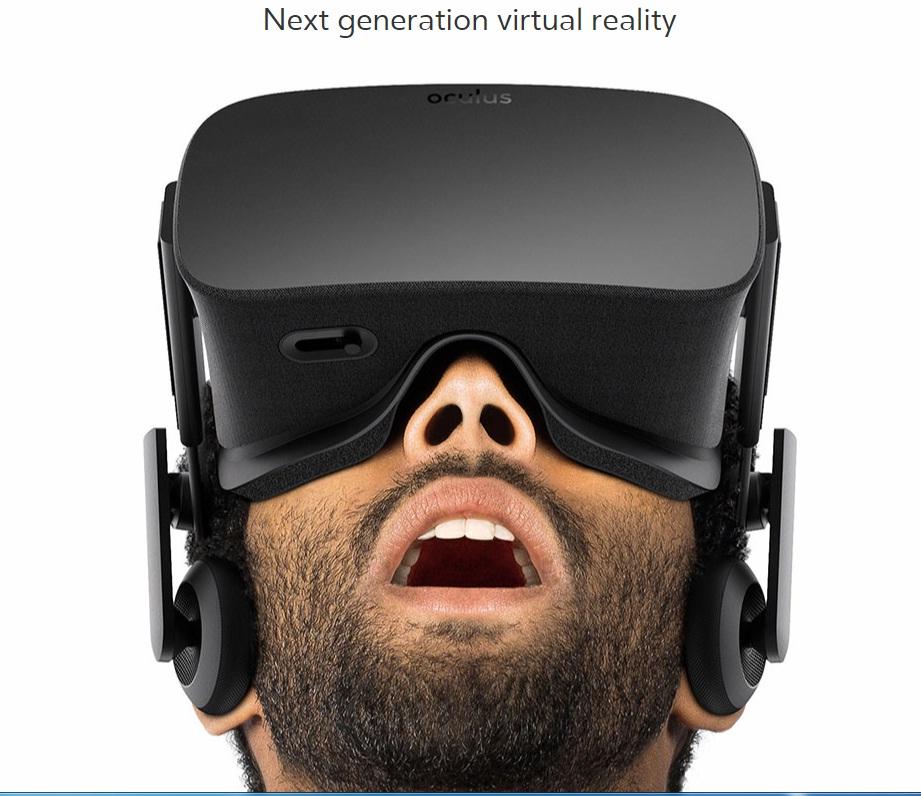 Oculus busca ampliar su contenido de Realidad Virtual