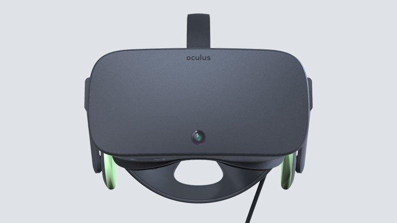 Oculus filtra por error sus nuevas Oculus Rift