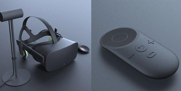 oculus rift mando