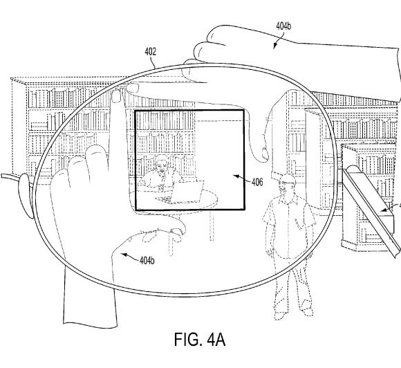 Utilizarás los dedos para tomar fotos en las próximas Google Glass