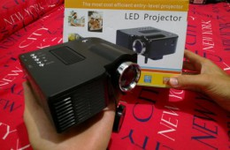 mini proyector geekwire lp 2a
