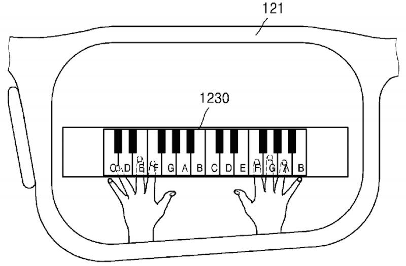 samsung patente gafas inteligentes