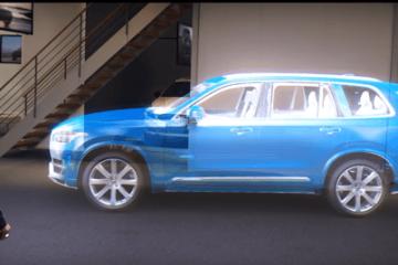 HoloLens Volvo