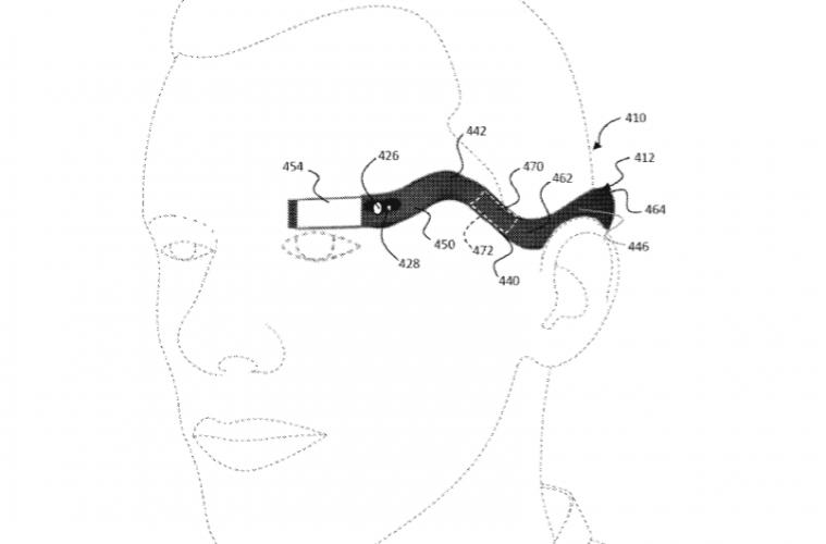 google glass 2 patente