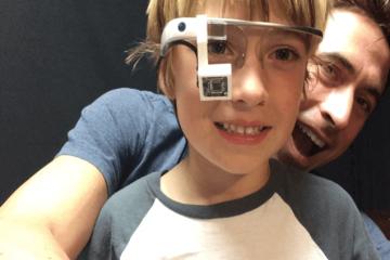 google glass autismo