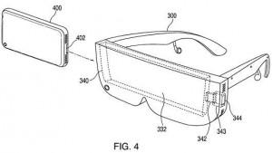 apple patente realidad virtual