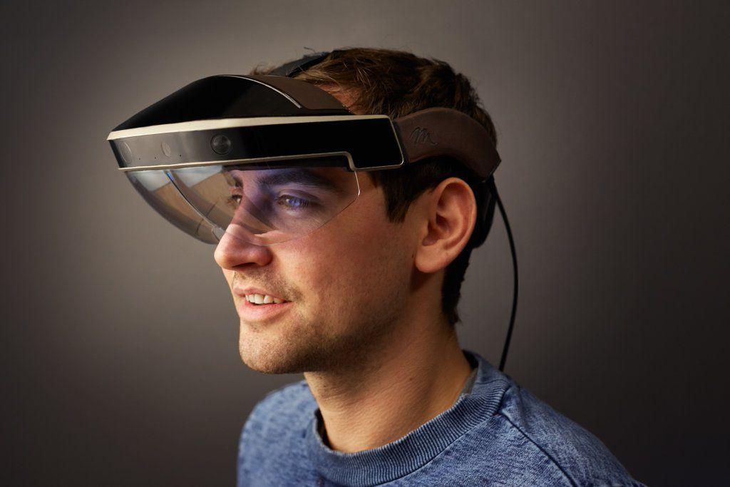 Meta 2, gafas de realidad aumentada al estilo HoloLens