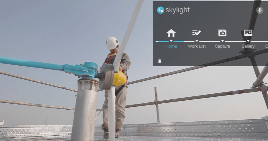 google glass apx skylight
