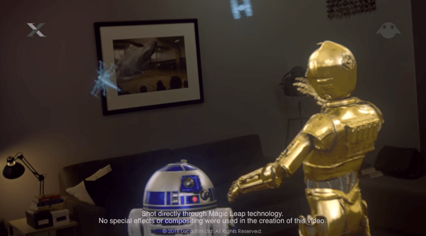 StarWars MagicLeap