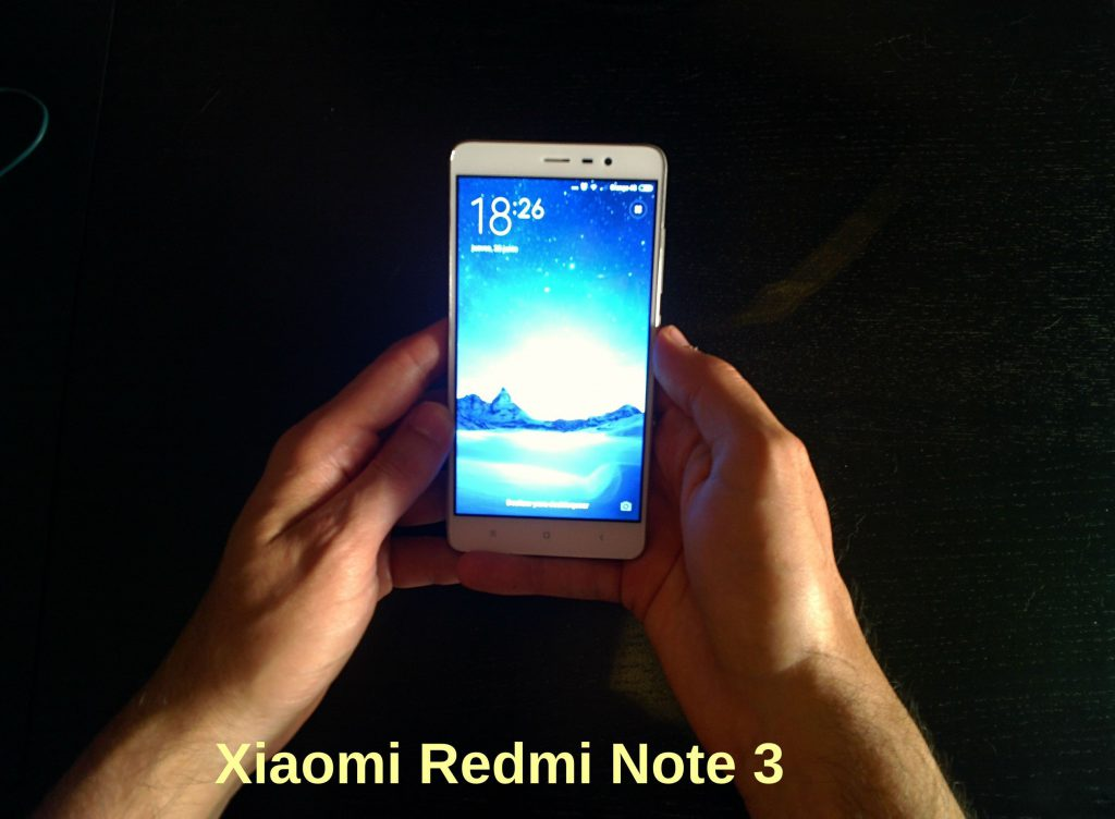 Xiaomi Redmi Note 3 Review Español