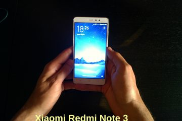 Xiaomi Redmi Note 3 Review Español