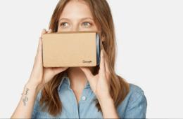 realidad virtual de google