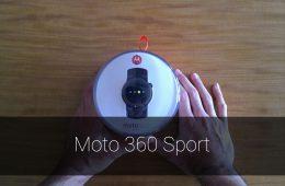 moto 360 sport review español