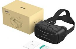 gafas aukey realidad virtual