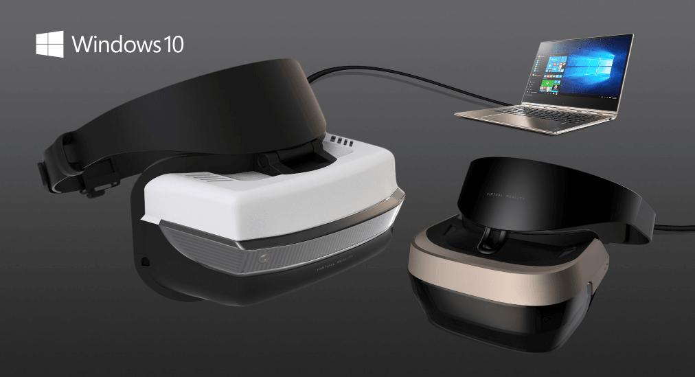 Así son las gafas de realidad virtual de Microsoft por menos de 300 €
