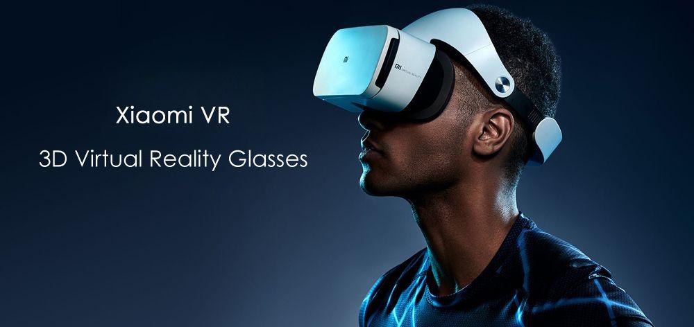 Mi VR, Xiaomi mejora sus gafas de realidad virtual y tienen un precio irresistible