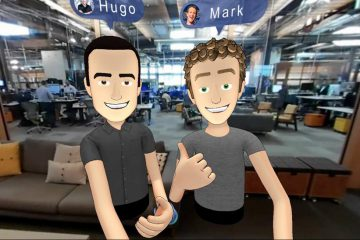 hugo barra facebook oculus