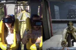 parque warner madrid batman realidad virtual