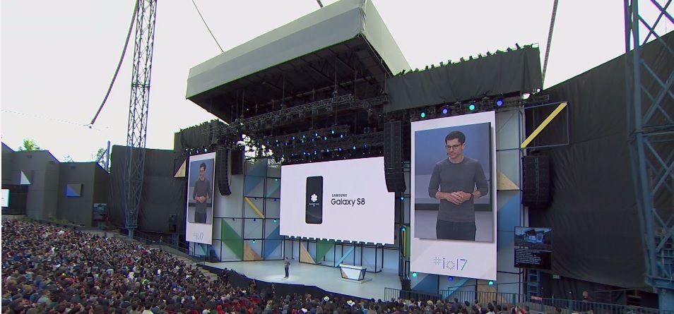 DayDream disponible en el Galaxy S8 y S8+