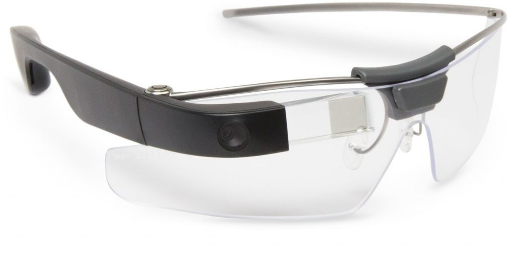 google glass enterprise edition 2018