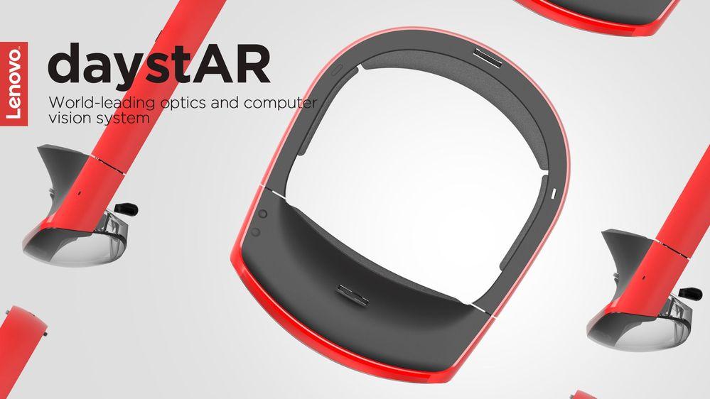 Lenovo DAYSTAR, el nuevo modelo de gafas de realidad aumentada