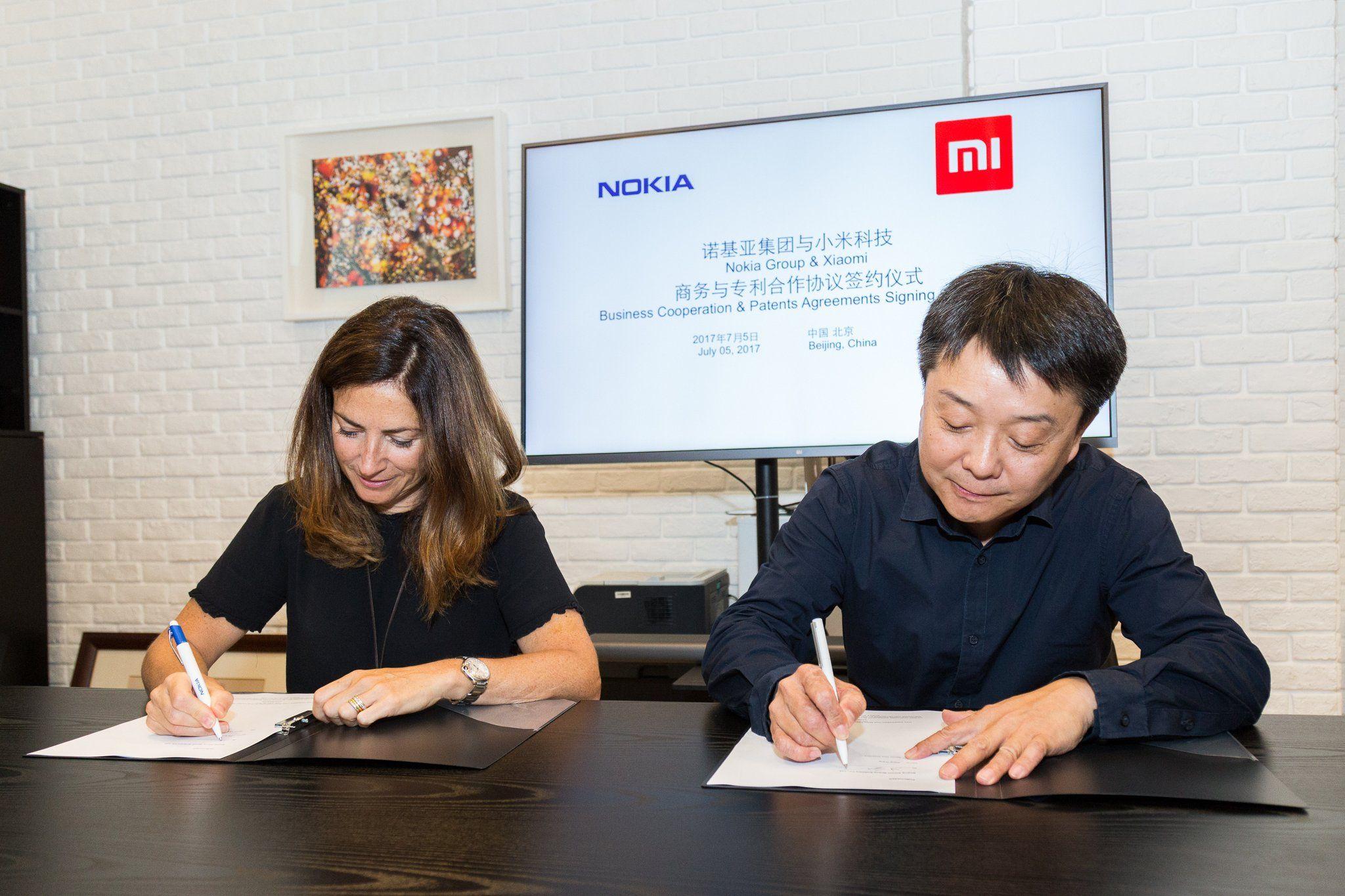 Nokia y Xiaomi se alían para explorar futuras colaboraciones en la realidad aumentada y realidad virtual