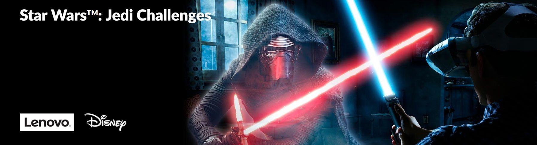 Lenovo Jedi challenges se actualiza para pasarte al lado oscuro con Kylo Ren
