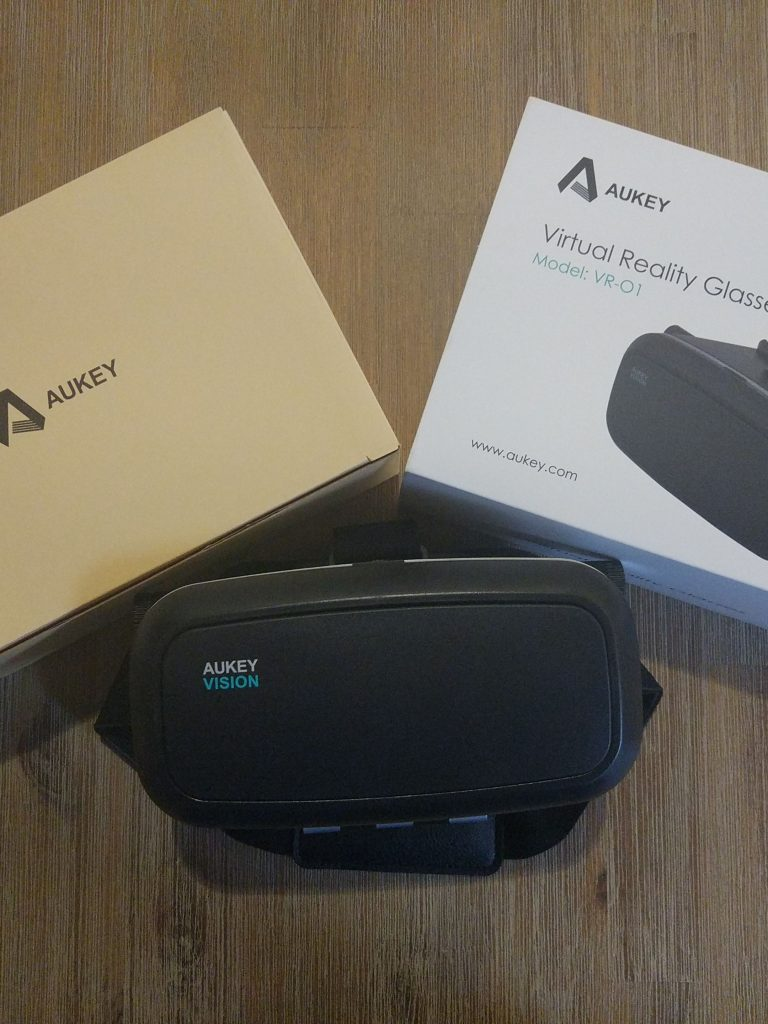 aukey gafas virtual