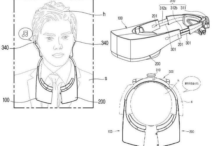LG ultragear vr patente
