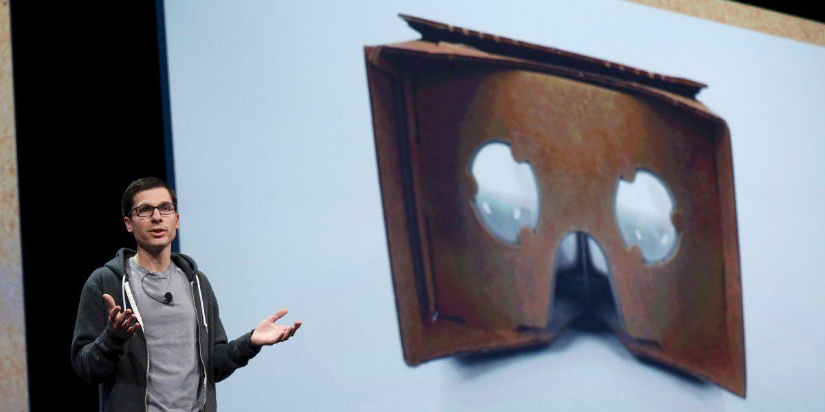 OLED PANTALLA VR GOOGLE