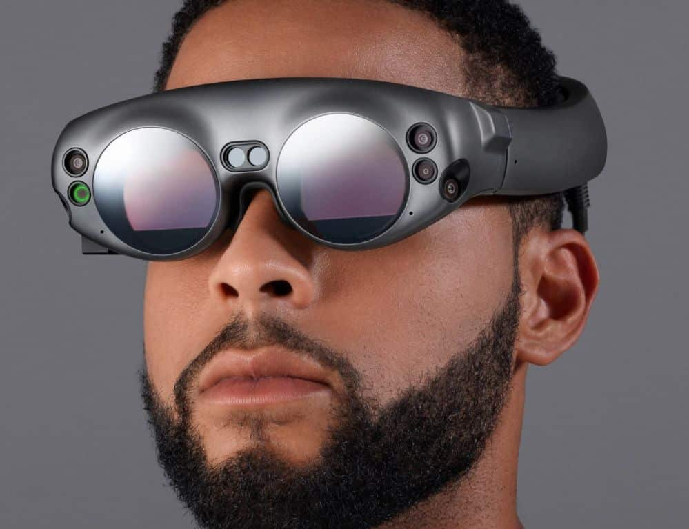 Magic Leap One, las gafas de realidad mixta financiadas por Google, se presentan oficialmente