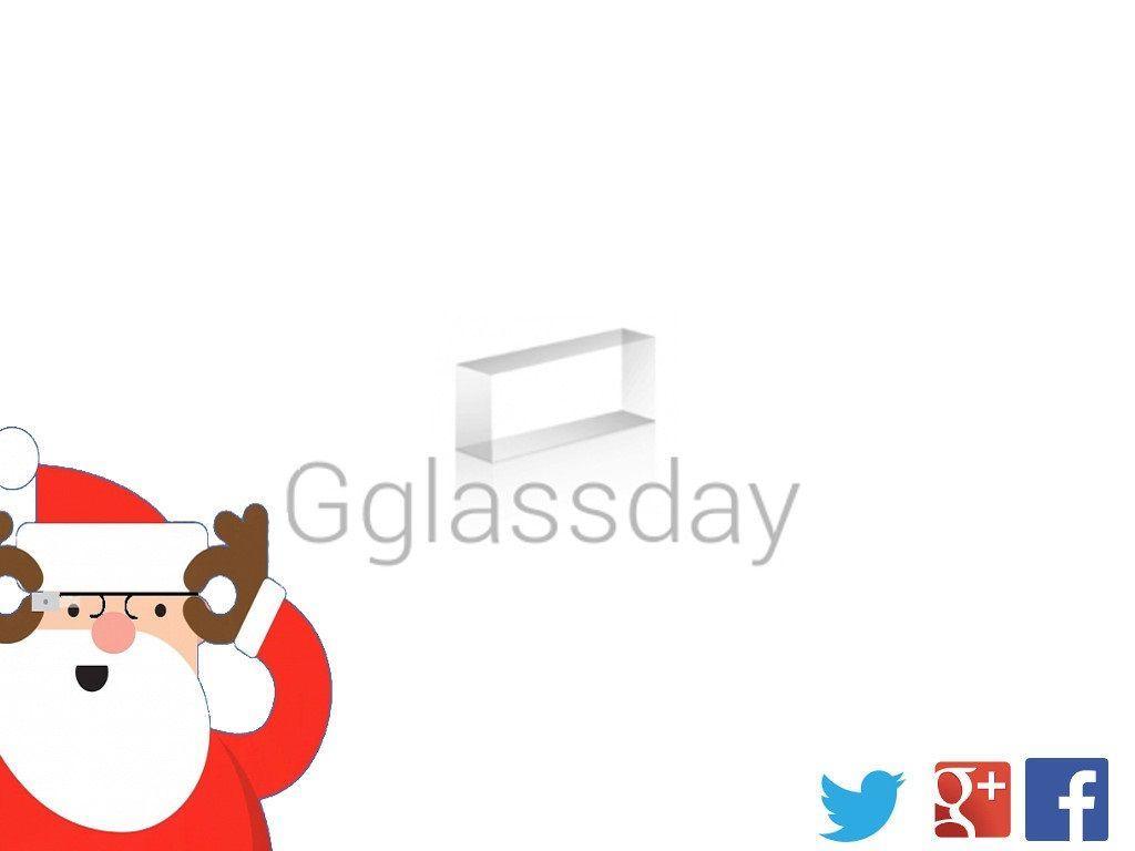 ¡Gglassday os desea Feliz Navidad!
