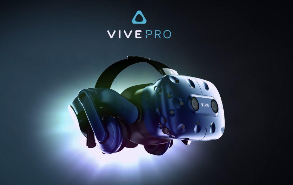 HTC Vive Pro tendrá próximamente seguimiento de manos y dedos
