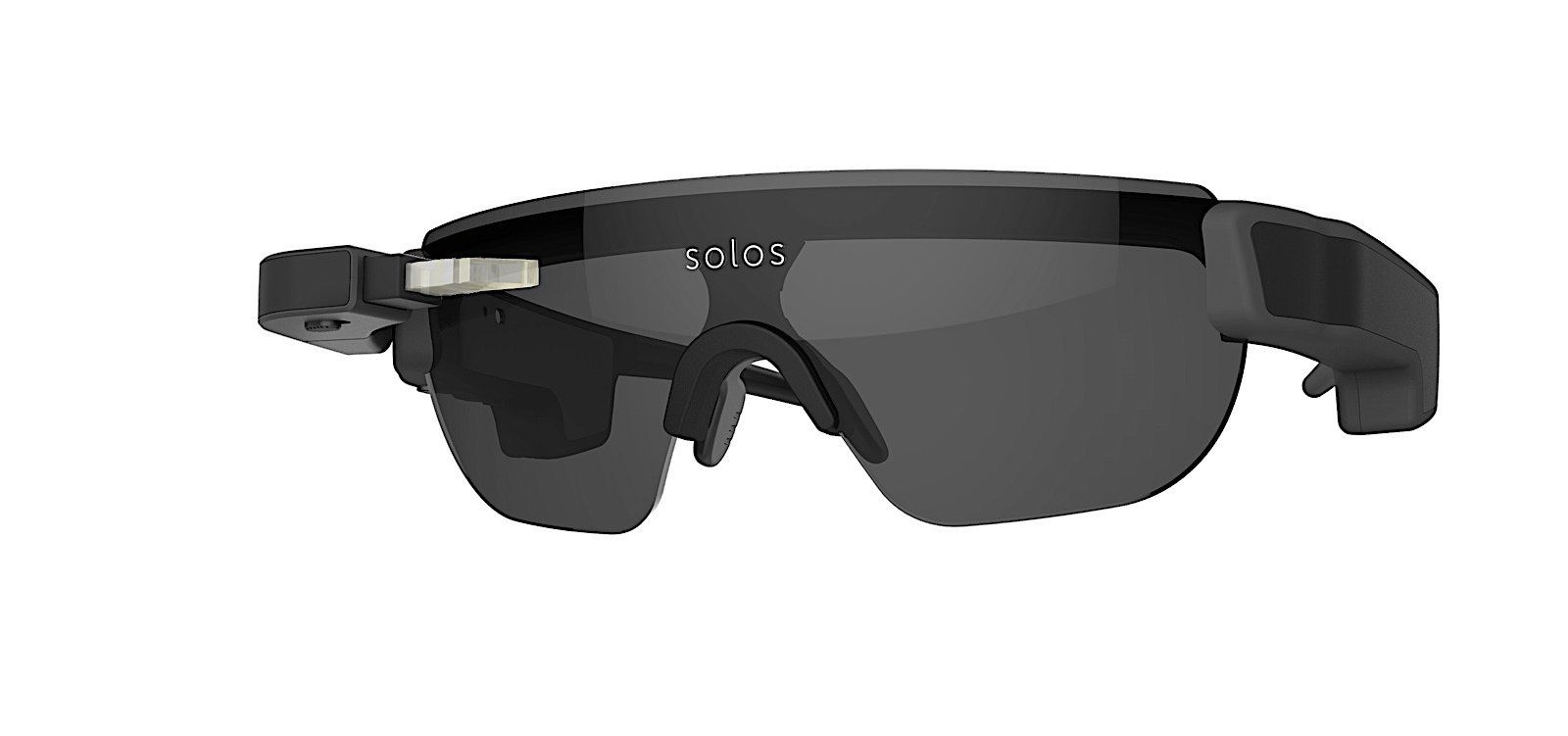 Las gafas inteligentes para ciclistas, SOLOS, ahora también para runners