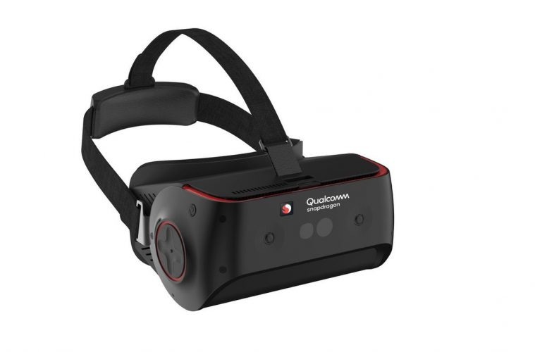 qualcomm vr 845