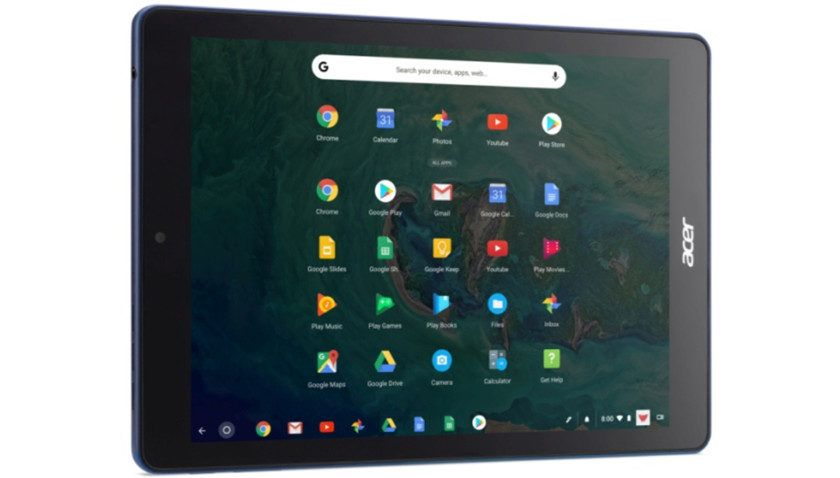 chromebooks arcore tablet