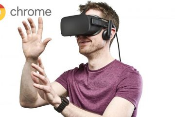 chrome oculus rift