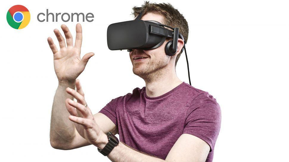 Google Chrome ya cuenta con soporte WebVR para Oculus Rift y OpenVR
