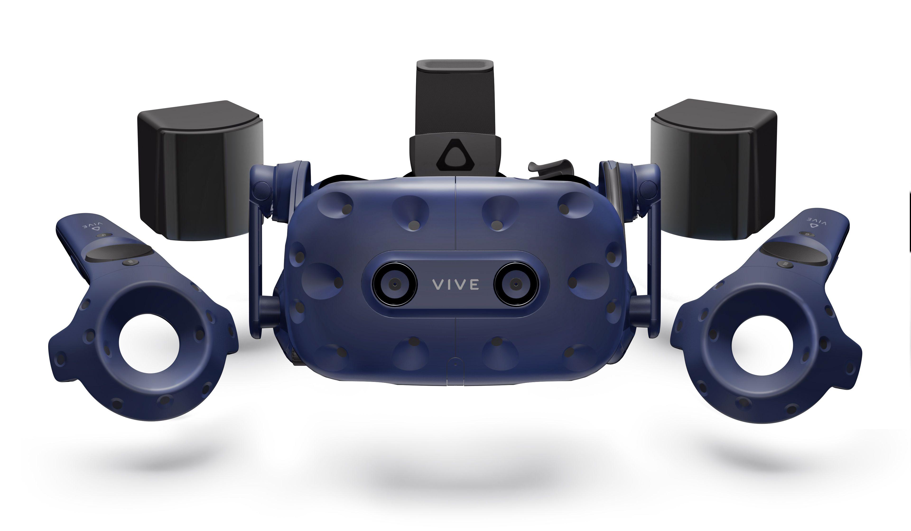 HTC Vive PRO 2.0: El nuevo kit de Realidad Virtual de la compañía taiwanesa