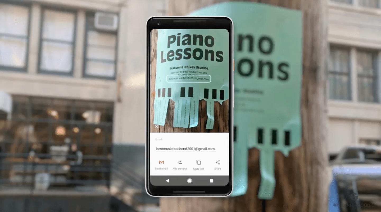 Google Lens se estrena en español a partir del 31 de Mayo