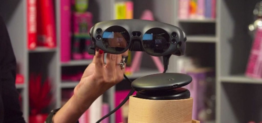 Magic Leap One detalles