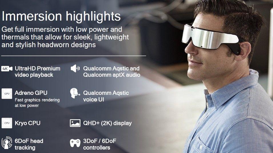 Snapdragon XR1, el nuevo corazón para las gafas inteligentes y de realidad virtual