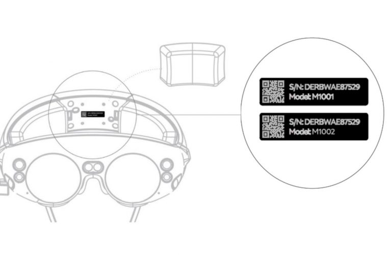 magic leap one fcc