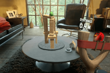 angry birds fps magic leap one