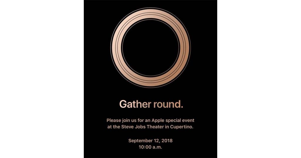 evento apple gather round 2018