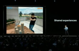 ecento de apple arkit