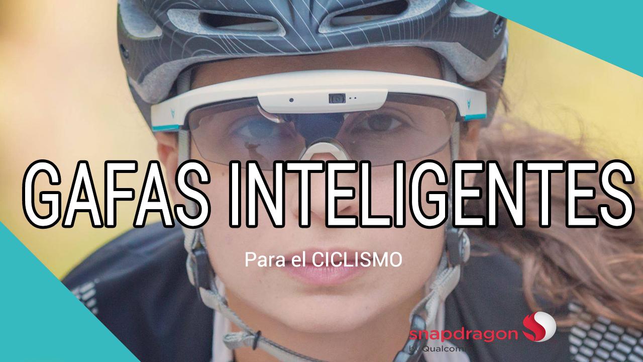 gafas inteligentes ciclismo