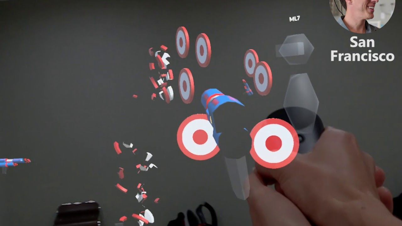 Magic Leap One: Así funcionan sus juegos multijugador en Realidad Aumentada