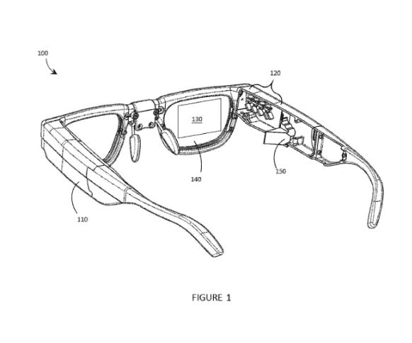 myo patente gafas inteligentes